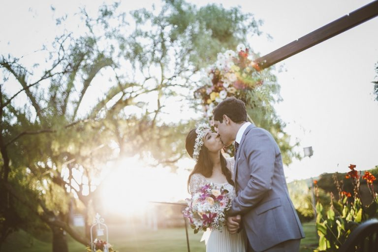 Mini Wedding Vintage no Campo – Renata e Rafaell