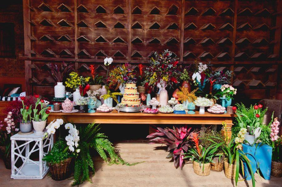 Casamento Colorido na Fazenda – Carol & Tarik