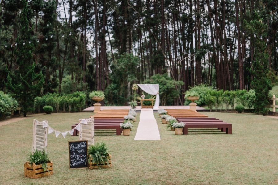 Casamento com Cerimônia no Plano A e B – Iza & Diego