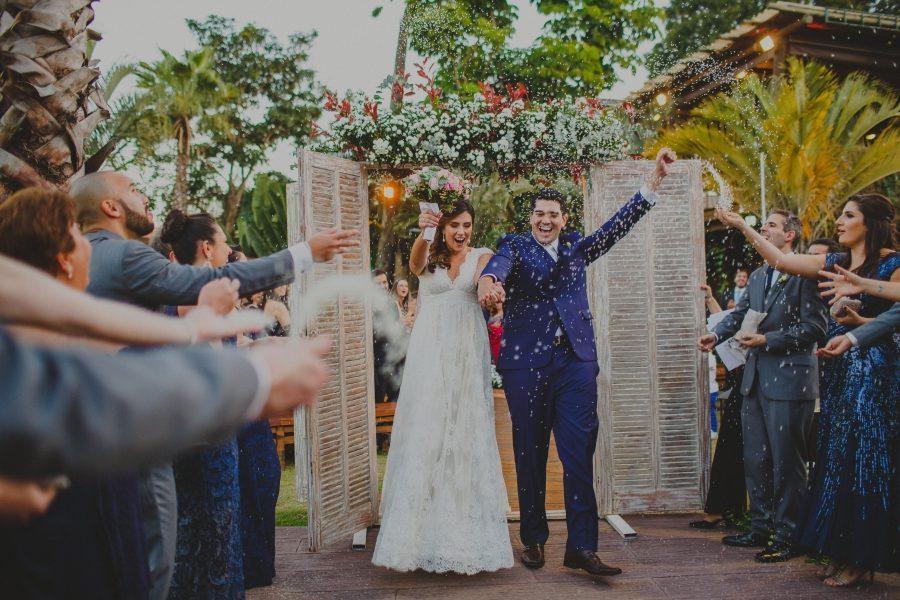 Casamento leve no fim de tarde – Renata & Daniel