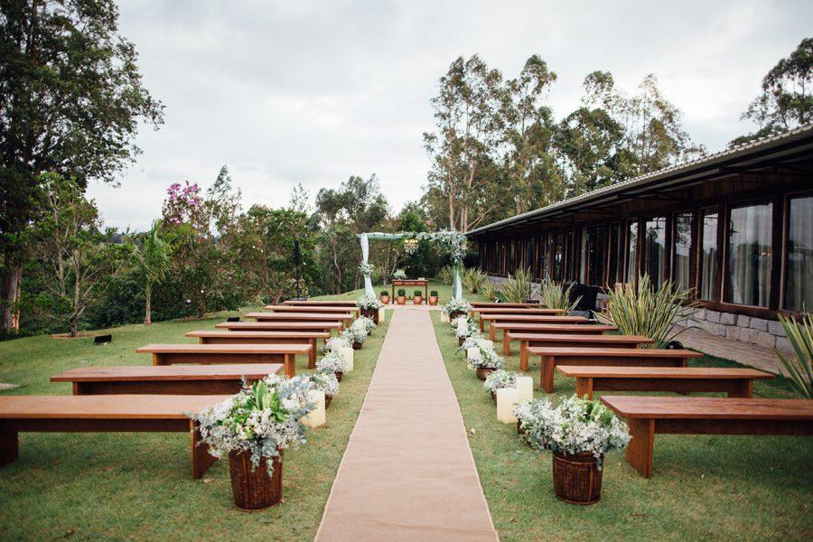 Casamento Romântico no Hotel Villa D'Angelo – Carol & Jorge