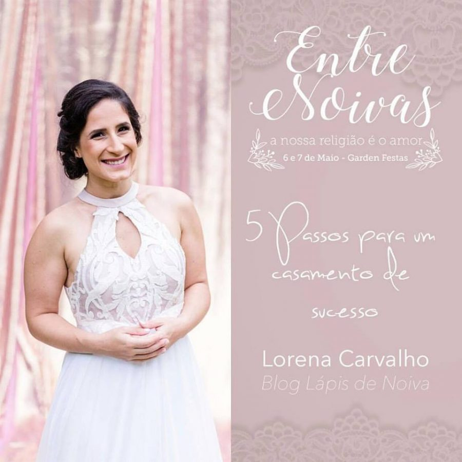 """Lápis de Noiva em Macapá – """"Entre Noivas 2017"""""""