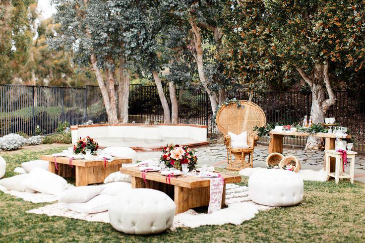 {Decoração de Casamento} 5 Dicas para um Casamento Leve e Descontraído