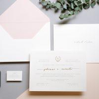 Personalizando o seu Convite de Casamento Tradicional – Dicas da Phatt Design