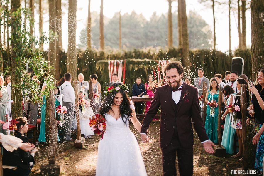 Casamento Encantado no Bosque – Nathalia & Thomaz
