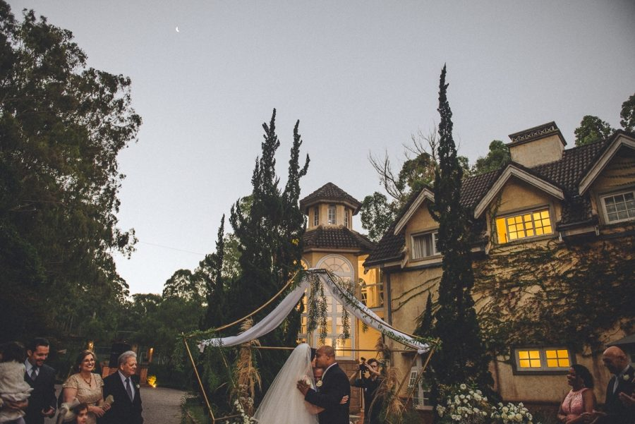 Casamento Emocionante no Hotel Fazenda Recanto da Paz – Claudia & Vicente