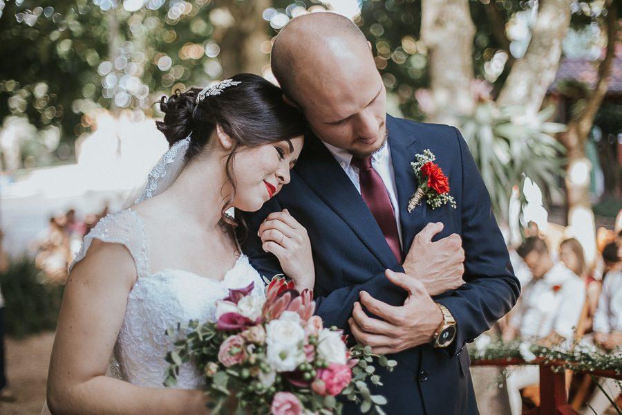 Casamento Leve e Romântico – Ina & Tohnes