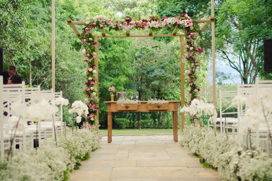 Casamento Romântico em Holambra – Sheila & Israel