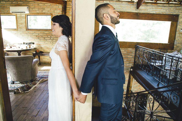 Amor para toda a vida – Casamento no Casarão La Villa Denise & Felis