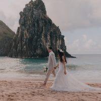 Casamento a Dois em Fernando de Noronha – Luciana & Pedro