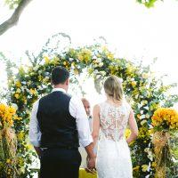 Casamento Amarelo + Branco no Rio de Janeiro – Vivian & Rafael