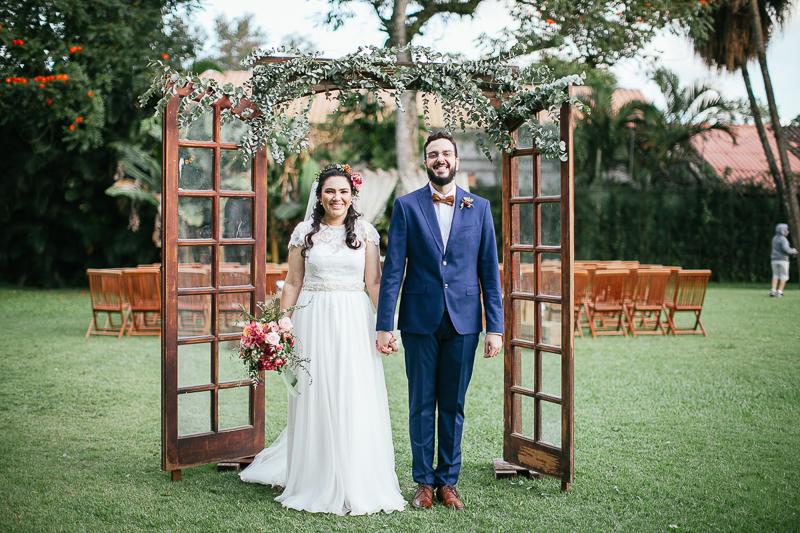 Casamento Delicado no Sítio Veredas – Pri & Mauro