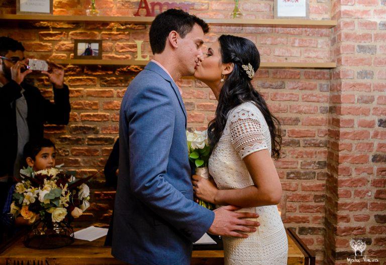 Casamento Civil no Bistrô – Laura & Leonardo