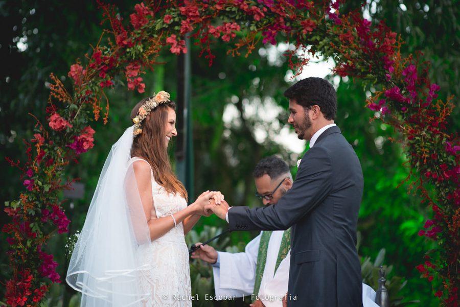 Casamento Colorido em Casa – Patricia & Marcelo