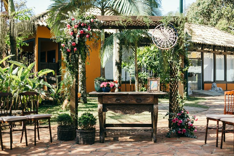 Casamento Leve e Cheio de Amor na Casa da Fazenda do Morumbi – Raphaela & Thiago