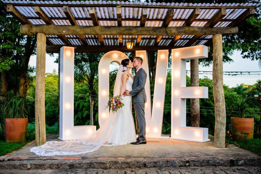 Casamento Delicado em Vinhedo – Puli & Pedro
