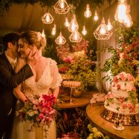 Casamento Florido e Sofisticado – Larissa & Pedro