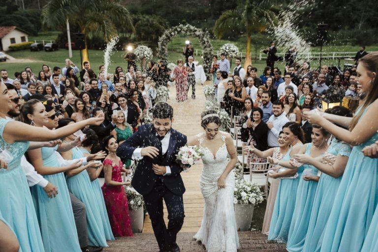 Casamento ao ar livre na Fazenda Casa Grande – Ana Beatriz & Mateus