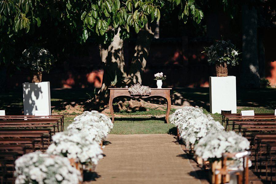 Casamento Rústico e Romântico – Fernanda & Alexandre