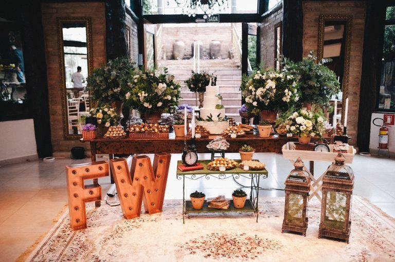 Casamento Clássico com Personalidade – Fabiana & Wesley