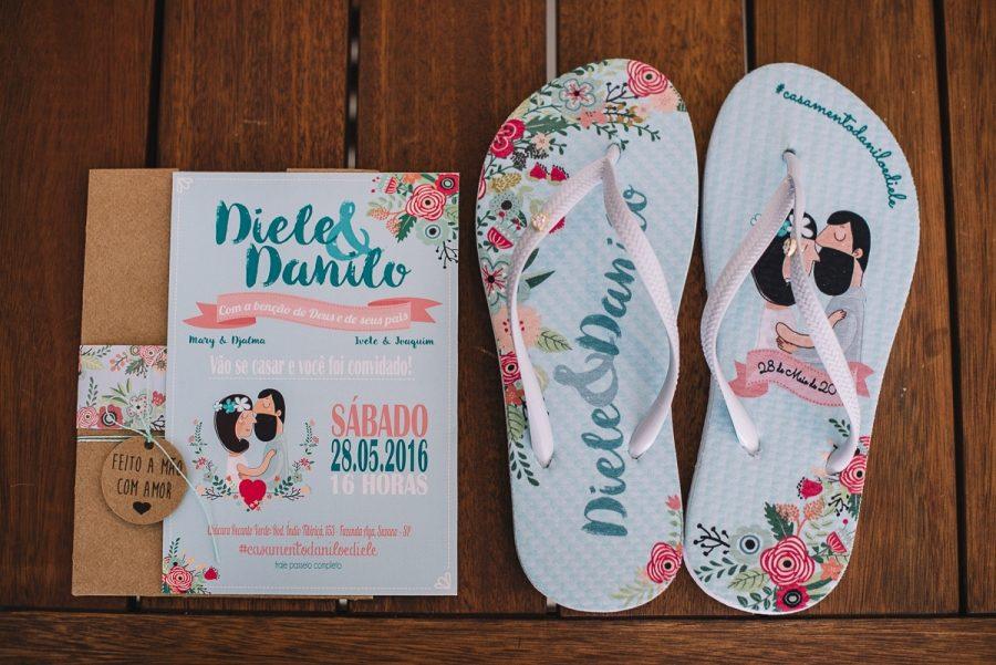Da Pista de Skate para o Altar – Casamento Diele & Danilo