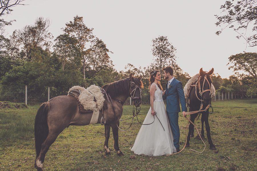 Casamento Rústico Intimista no Rio Grande do Sul – Camila & Martini