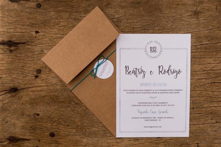 Casamento Leve e Florido na Fazenda – Beatriz & Rodrigo