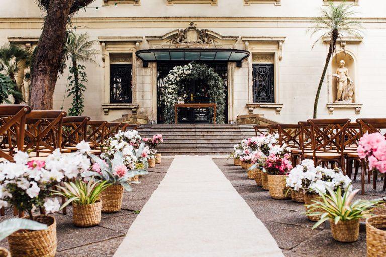 Casamento Lindo e Inspirador em São Paulo – Laís & Luiz
