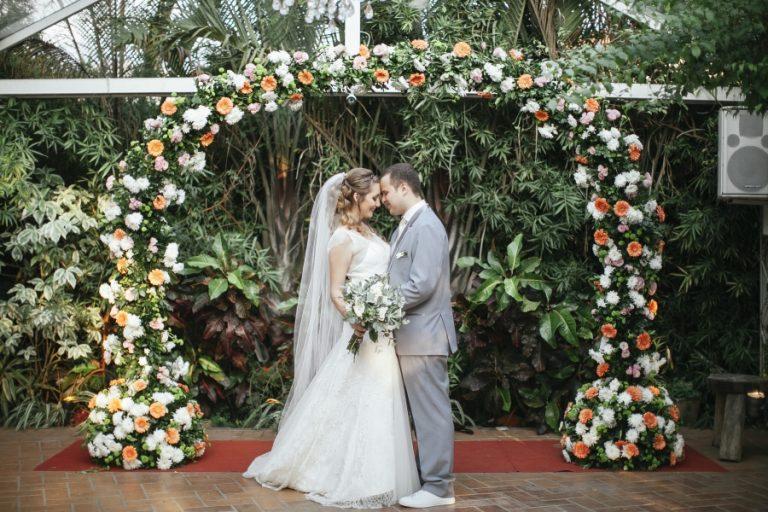 """""""O que Deus uniu, ninguém separe"""" – Casamento dos Sonhos no RJ Bruna & João"""