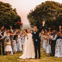Casamento Rústico Chique feito pelos noivos – Graziela & Eduardo