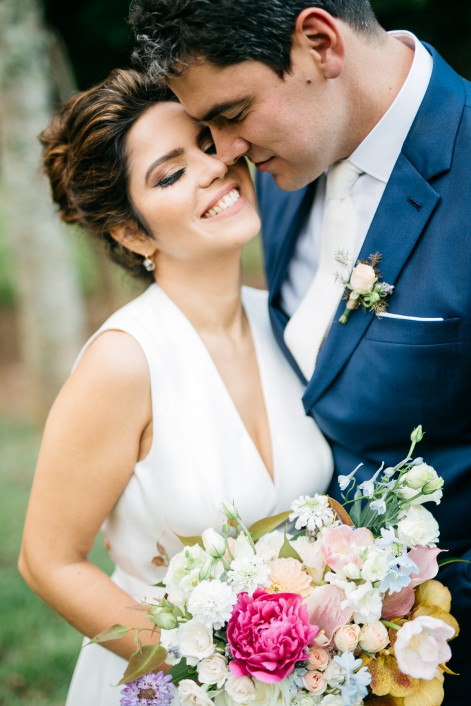 """Prosa e Poesia"" – Mini Wedding em Casa da Tainá + Vítor"