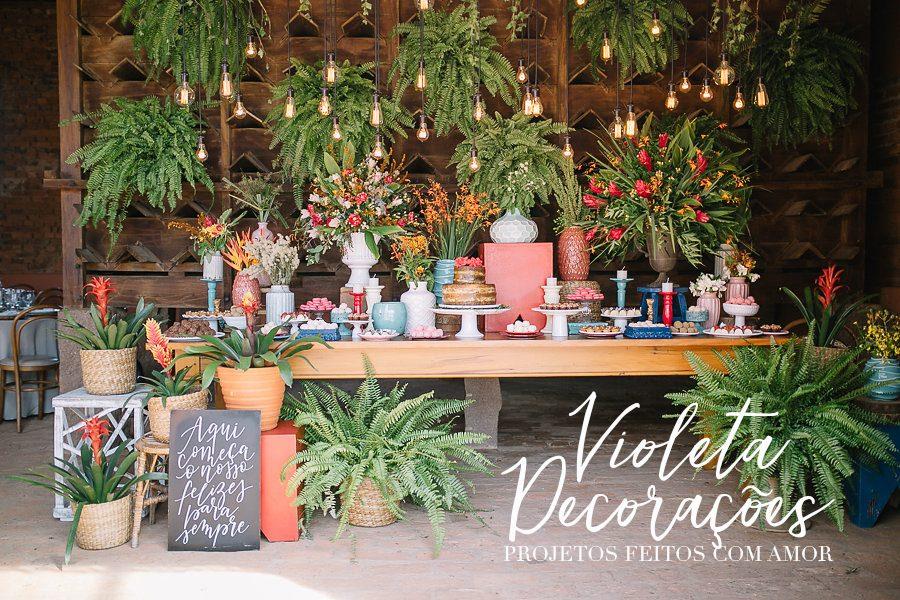 Violeta Decorações: Projetos feitos com amor!