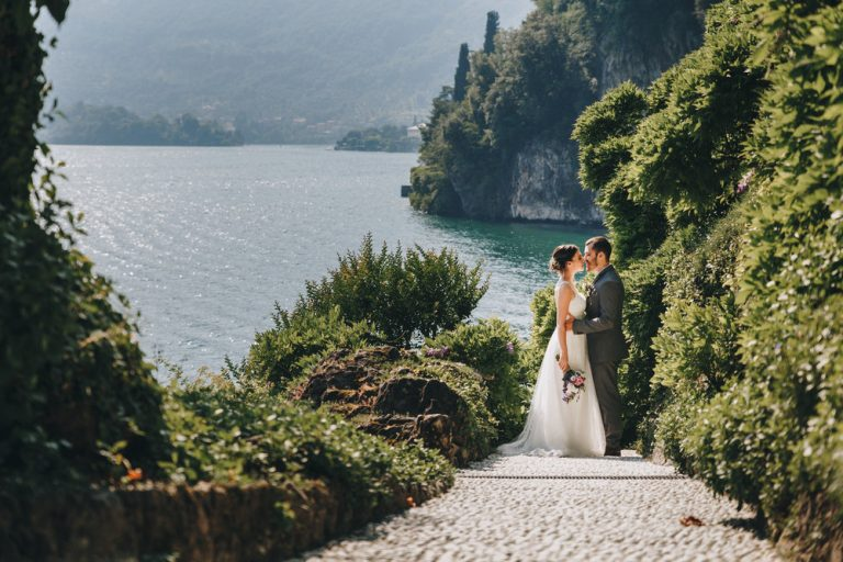 Elopement Wedding na Costa Italiana