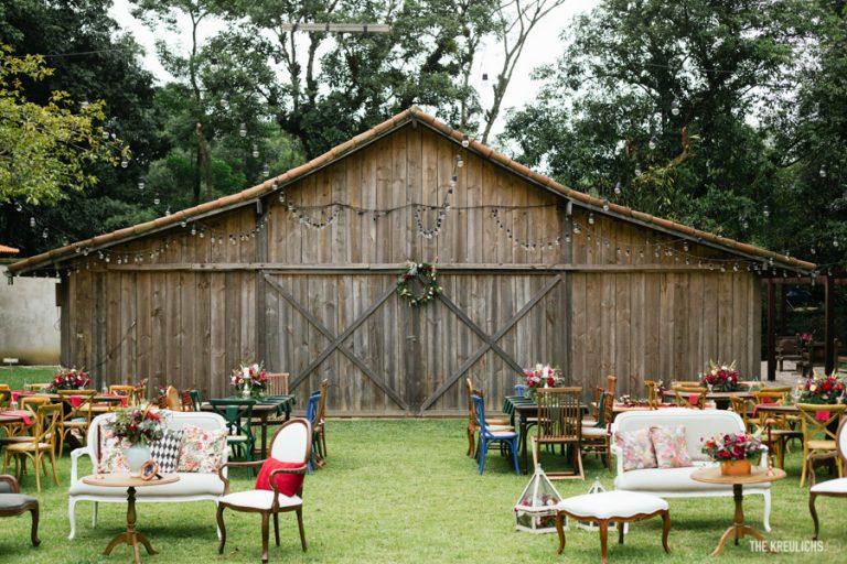 Barn Wedding dos Sonhos no Nosso Celeiro – Adriane & Renan
