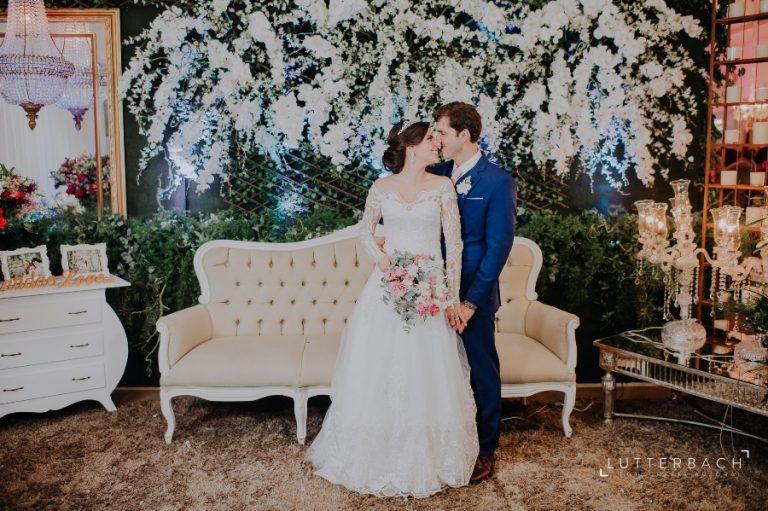 Flores Clássicas e Romantismo – Casamento em BH Nathalia & Leonardo