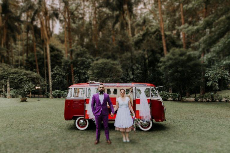 Casamento Colorido e Autêntico no Campo – Michele & Rafael