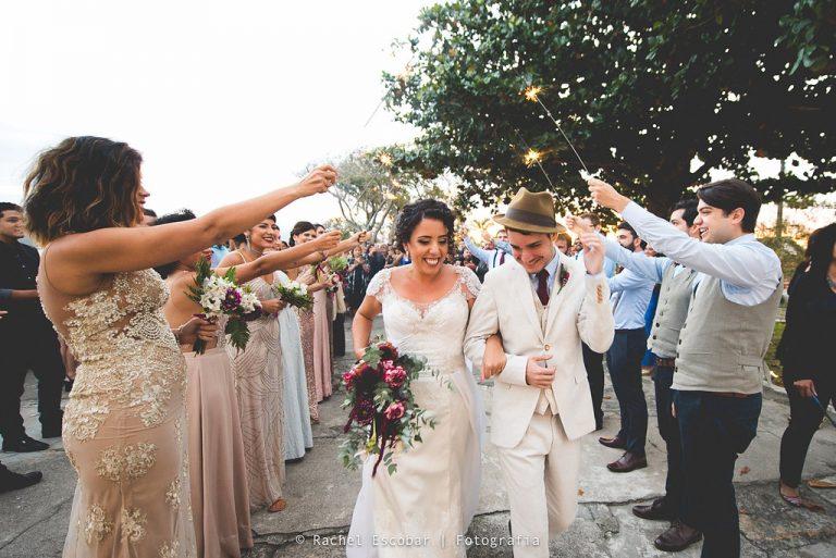 Casamento estilo anos 20 no Rio de Janeiro – Camila & Vinicius