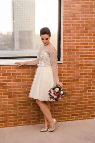 vestido-de-noiva-curto-bordado