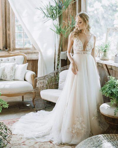 vestido-de-noiva-evase