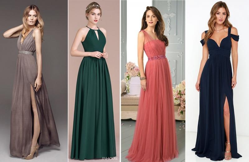 1d7f7ee672 Como escolher o vestido das madrinhas