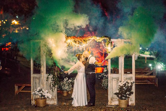 Colecionando Sonhos – Casamento lindo Débora & Luiz