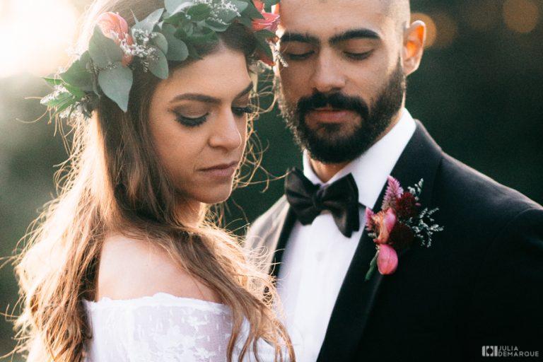 Casamento encantador na Cantareira – Janaína & Hermann