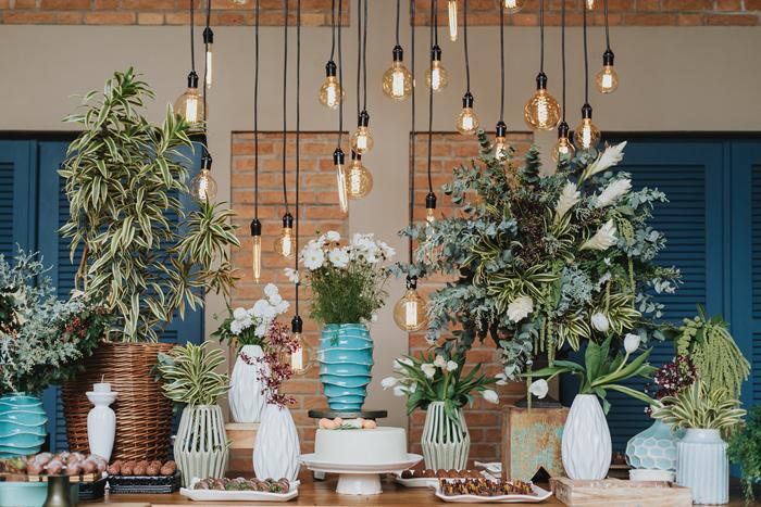 Delicadeza, Verdade e Muito Verde – Casamento Encantador Hanny & Bruno
