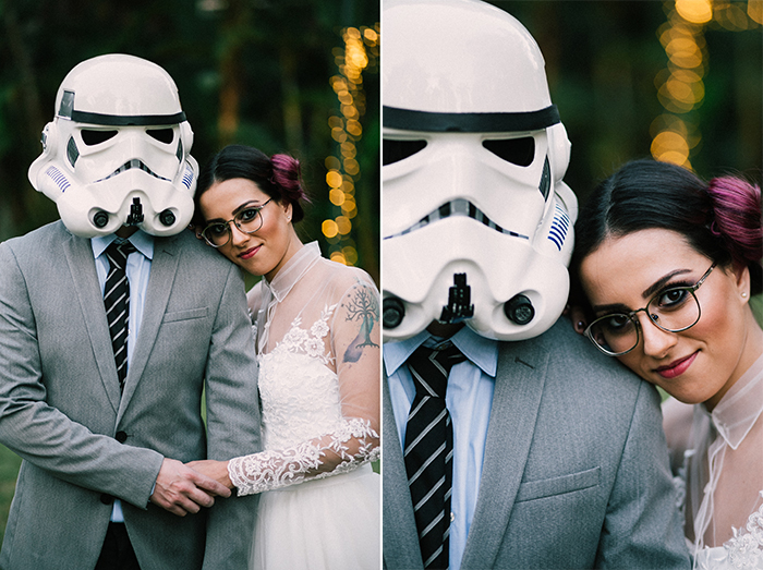 Star Wars Lovers – Casamento Luana & Caio