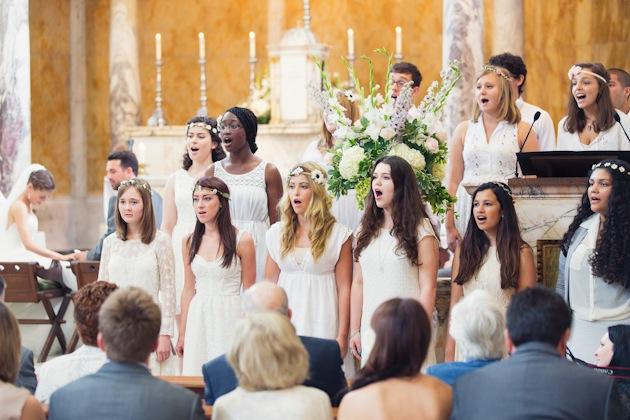 música casamento na igreja