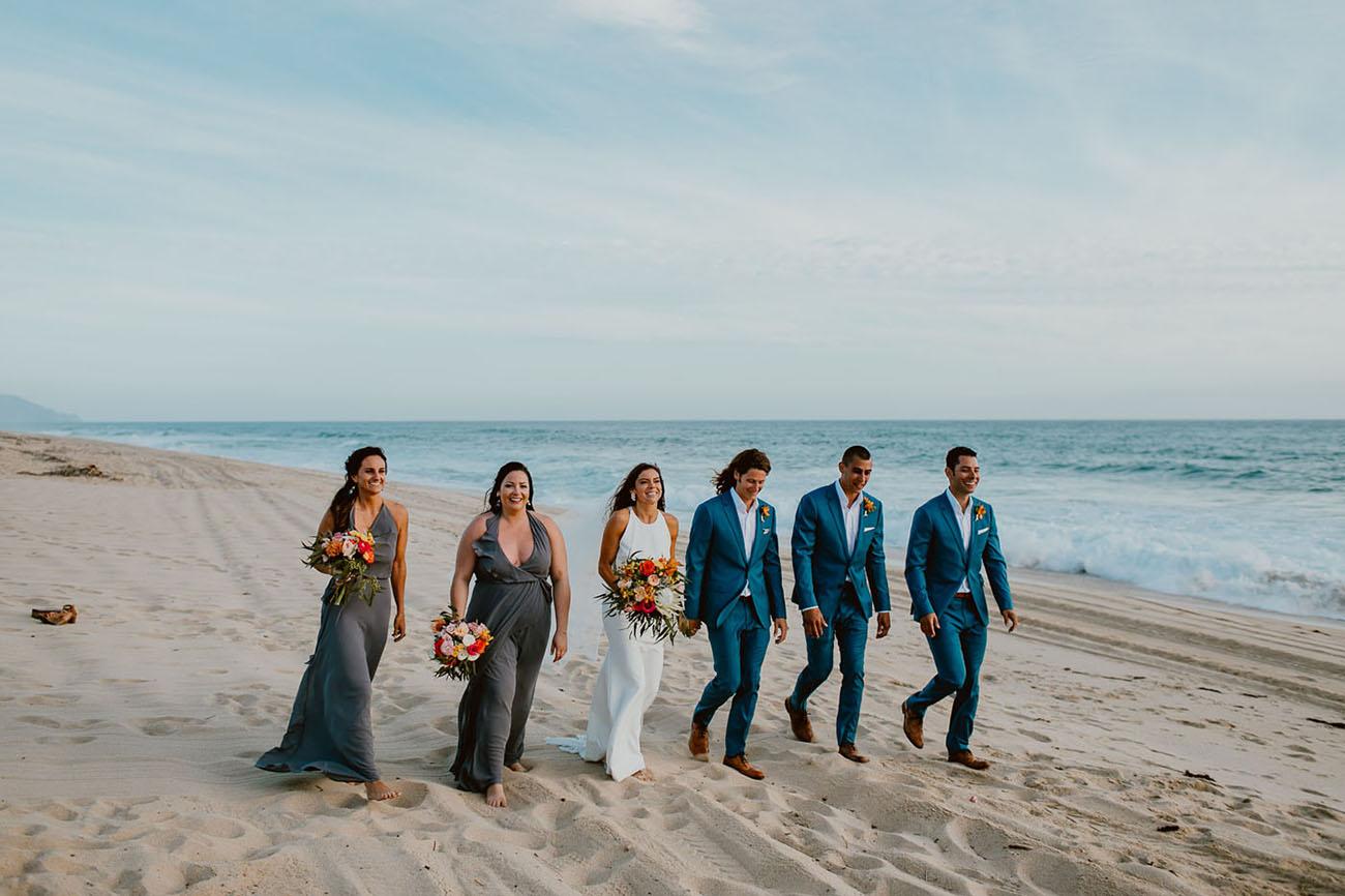 roupa para casamento na praia