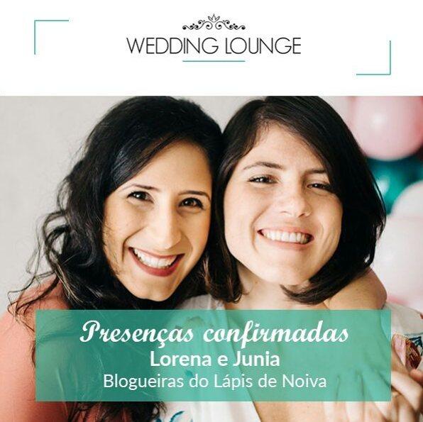 Wedding Lounge – Evento para Noivas no Rio de Janeiro