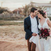 Muito amor no Espírito Santo – Casamento ao ar livre Daniella e Leandro