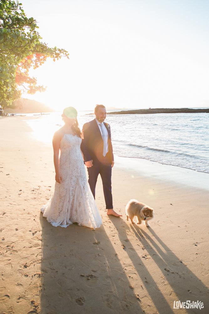 Casamento Solar e Tropical em Búzios – Jay e Leo