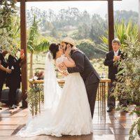 Celebração Fresh e Despojada – Andréa e Ricardo